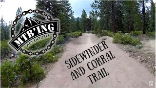 Sidewinder and Corral Trail (South Lake Tahoe,...