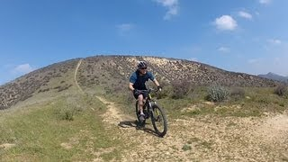 Quick Downhill Run -- Oak Park, CA