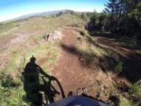 New trail, Mangamahoe, New Plymouth