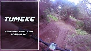 Riding Tumeke - Rangituhi Trail Park, Porirua NZ