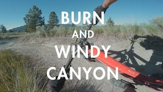 Burn and Windy Canyon with BCpov