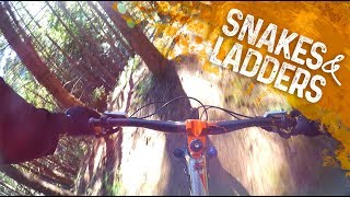 Enduro MTB - Snakes and Ladders @ Hartland