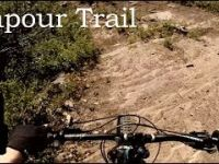 Mountain Biking the Best Trail in Kelowna, BC...