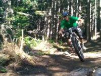 Few shosts from Heavy Flow trail