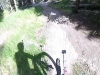 Banff Mountain Biking: Al_rae Trail in Banff...