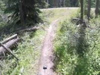 Banff Mountain Biking: Banff-Spine Connector...