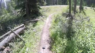 Banff Mountain Biking: Banff-Spine Connector...