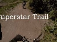 Mountain Biking Superstar Trail - Silverstar...