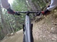 Fantastic - Crank IT UP in Whistler Mountain...