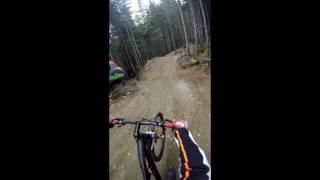 Crank It Up - Upper in Whistler Mountain Bike Park