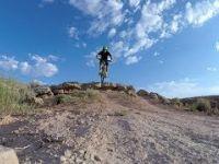 Retail Sale Mountain Bike Trail, McCoy Flats,...