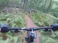 Wompatuck Pine Run downhill