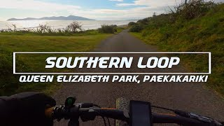 Running the Southern Coastal Loop on the...