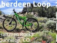 New Ride Day :|: Mountain Biking Aberdeen Loop