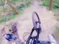 Esholt woods Leeds Yorkshire downhill freeride...