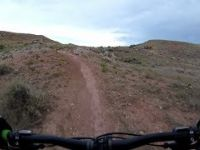 Utah MTB Trail Milk and Cookies, McCoy Flats,...