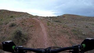Utah MTB Trail Milk and Cookies, McCoy Flats,...