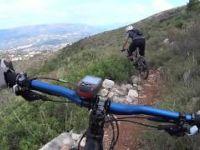 Descente du Mont Chauve VTT