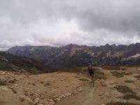 Cutthroat Pass Descent