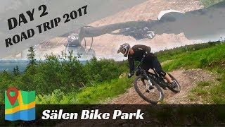 MTB Roadrip 2017, Day 2 Sälen Bike Park