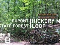 Mountain Biking the Hickory Mtn loop in...