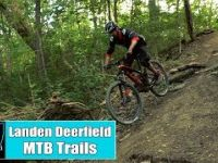 Lander Deerfield Mountain Bike Trail Review by...