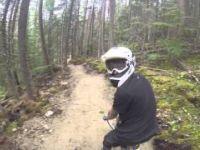 Valemount's newest downhill mtb trail...