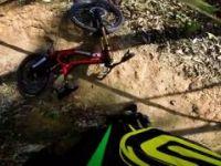 Downhill Curió Bike Park Helmet Cam