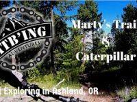 Marty's & Caterpillar Trail (Ashland, OR)...