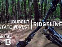 Mountain Biking Ridgeline in Dupont, NC | Flow...