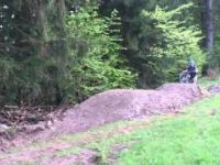 Bike Park Jasenska FR FLOW upper section