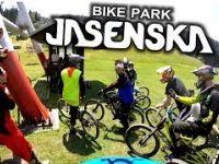 Bike Park JASENSKA - Otvorenie sezóny 2017