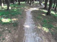 Bike trails Valašsko - trail Kantorka na Kyčerce