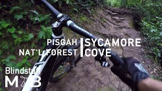 Mountain Biking Sycamore Cove in Pisgah, NC |...