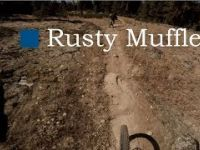 Mountain Biking Rusty Muffler Trail - Three...