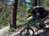 Dirty Monkey (upper) Mountain Bike Trail -...