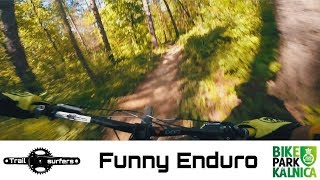Full Run at Funny Enduro