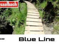 Blue Line || Bike-Circus Saalbach Hinterglemm...