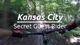 Mountain Biking Kansas City With A Secret...
