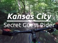 Mountain Biking Kansas City With A Secret...