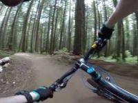Half-Nelson trail - Squamish, BC MTB