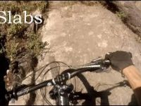 Mountain Biking Slabs Trail - Three Blind Mice, BC
