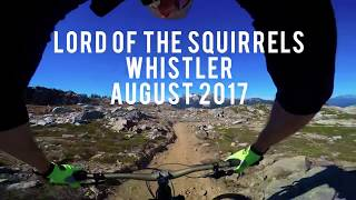 Lord of the Squirrels, Whistler - FULL Lap