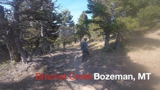 Mountain Biking Bozeman Montana - Bracket...