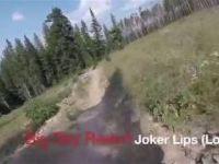 Big Sky Resort Mountain Biking - Lower Joker...