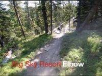 Big Sky Resort Mountain Biking - Elbow -...
