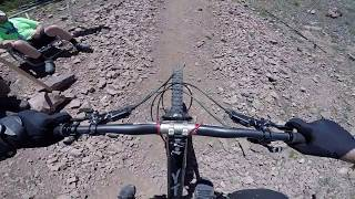 Silver Mountain Bike Park - NAEC 2017 Stage 2...
