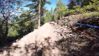 Silver Mountain Bike Park - NAEC 2017 Stage 3...