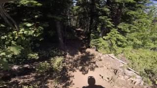 Silver Mountain Bike Park - NAEC Stage 5 -...