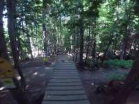 Whistler Bike Park - Fade to Black - Summer...